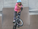 Why we love Aurelie! France's BMX Super Wonder….