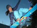 Snowboarder Jess Kimura: the Kunoichi Rider