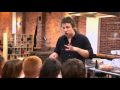 Jamie Oliver Explains How Chicken Nuggets Are Made…(yuck).
