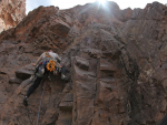 Living, Breathing and Climbing in Tafraout…Morocco