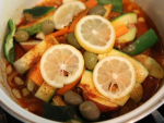 For the Slow Cooker:  A Tasty Tajine