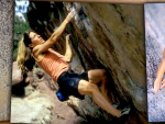 Lynn Hill:  Climbs.  Rocks.  Speaks.